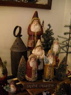 Belsnickle Santas