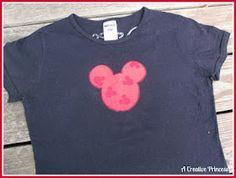 A Creative Princess: Our Disney Shirts
