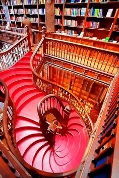 Bookstore Lelo Porto | Wonderful Places
