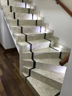 Pin on Useful Standard Dimensions Staircase Design Modern, Home Stairs Design, Stair Railing Design, Stair Decor, Facade Design, Floor Design, Ceiling Design, Tiled Staircase, Luxury Staircase