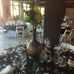 June 23rd Pairing Event Table setting
