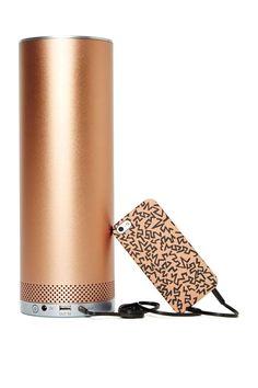 Stellé Audio Metallic Audio Pillar