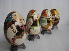 Ukrainian Easter Eggs!