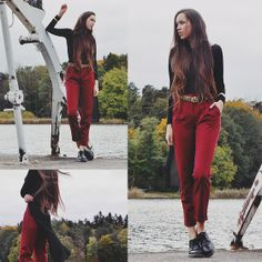 SINGING BLUES HAS BEEN GETTING OLD. (by Karin Bylund) http://lookbook.nu/look/4115208-SINGING-BLUES-HAS-BEEN-GETTING-OLD