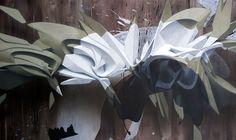 Peeta 3D Graffiti by rentonsroom, via Flickr