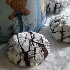 Crinkles, Tiramisu, Biscuits, Diy And Crafts, Muffin, Food And Drink, Cooking Recipes, Meals, Cookies