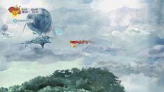 電腦玩物: Child of Light 光明之子:等到一個真正宮崎駿式童話RPG