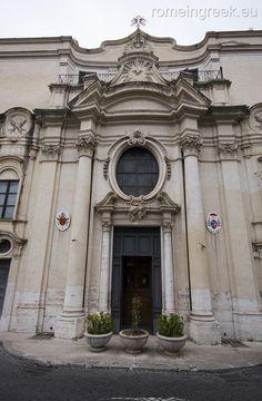 Chiesa di Santa Maria Annunziata in Borgo (Annunziatina)