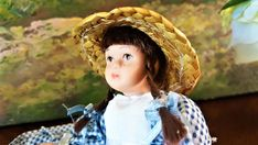 I Shop, My Etsy Shop, Wish You The Best, Brunette Girl, Antique Items, Statues, Doll, Vintage, Antiques