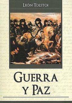 GUERRA Y PAZ  TOLSTOI, LEON    SIGMARLIBROS
