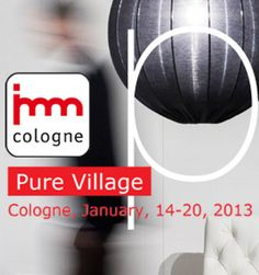 Pure Village: the ideal platform at @imm cologne 2013 #imm13 - Thinking in norms was yesterday, today they're looking for inspiration