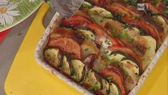 La ricetta della torta di verdure e formaggio di Luisanna Messeri | Ultime Notizie Flash
