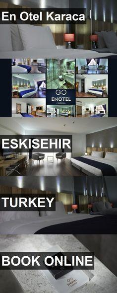Hotel En Otel Karaca in Eskisehir, Turkey. For more information, photos, reviews and best prices please follow the link. #Turkey #Eskisehir #travel #vacation #hotel