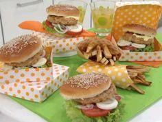 Recetas | Hamburguesas de pollo | Utilisima.com
