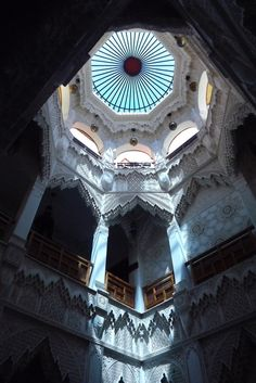 spectacular ceiling