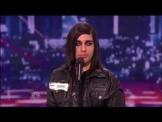 Andrew De Leon, Austin Auditions ~ America's Got Talent 2012 -