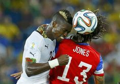 Ghana v. USA