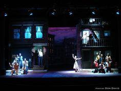 West Side Story. Set design by Don David.