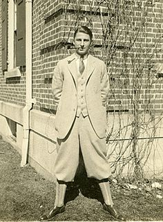 Theodor Seuss Geisel as a student at Dartmouth College in 1925