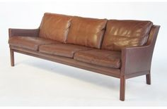 KAI WINDING LEATHER SOFA
