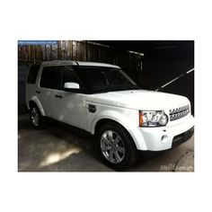2013 Land Rover Discovery 4 HSE IMPORTED ❤ liked on Polyvore