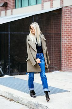 6 Ways To Style A Military Jacket
