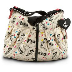 Seriously, WHERE THE HELL was this amazing Babymel diaper bags when I used to carry a diaper bag?!