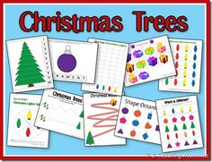 A number of Christmas activities...printable...the list of activities are below the picture on the page.