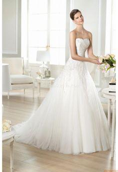 Vestidos de noiva White One Jara 2014