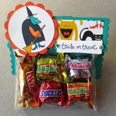 stampininthesun77, cute treat bag topper