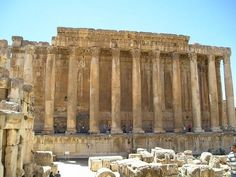 books of baal temples | Baalbeck - Monument - Attractions in Baalbeck, Lebanon