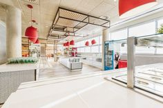 Coca-Cola Office Commons - Madrid - Office Snapshots