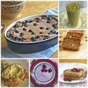 Gluten Free, Sugar Free, Vegan Breakfast Recipes on RickiHeller.com
