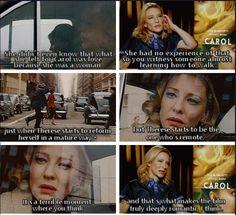 #Carol #CarolMovie #romantic #CateBlanchett Todd Haynes, Film Quotes, Moon Unit, Actresses, Rooney Mara, Movies, Cate Blanchett, I Love You, Salt