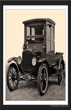 Antieke Auto.