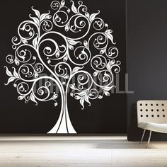 tree of life wall decal - Google Search