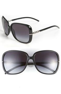 BURBERRY Oversized Sunglasses                                                                                                                        ✺ꂢႷ@ძꏁƧ➃Ḋã̰Ⴤʂ✺
