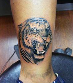 tiger tattoo www.tattooandtattoo.com