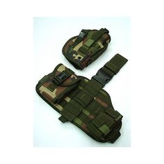 Combination Of Hand Gun Holster Tactical Glock Combination Drop Leg Pistol holster Gun Holster for Glock 17 19 22 23 31 32 M9