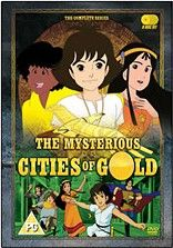 """Mysterious Cities of Gold altogether now """"children of the sun see your time has just begun....."""""""