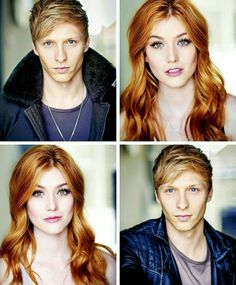Kat & Will are BEST for this roles