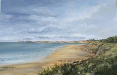This one is now sold, large acrylic canvas. http://Shop.charlesevansart.com