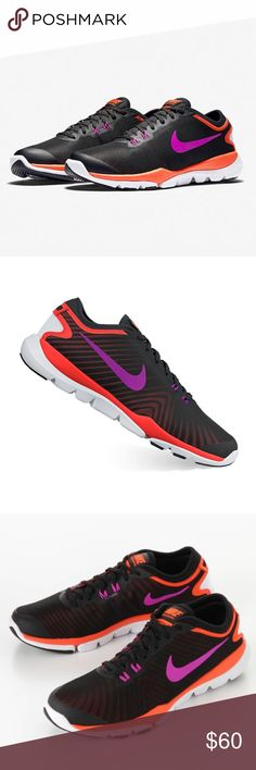 Nike Flex Supreme TR 4 These women's training shoes combine lightweight breathability with a flexible, locked-down fit, allowing you to explode through your agiltity training with confidence. No trades, the price is firm unless bundled. Nike Shoes Athletic Shoes