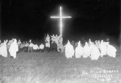 "Some of the not so proud moments in Nebraska history...The first Nebraska Klavern was founded in Omaha in 1921. By the end of the year, there were around 24 chapters in the state with an estimated membership of 1,100. By 1923, the Atlanta headquarters of the KKK claimed 45,000 members in the state. The Lincoln Star reported that the Klan was ""active in Lincoln, Omaha, Fremont, York, Grand Island, Hastings, North Platte and Scottsbluff"
