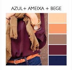 A soft set of earthy that will soon be a at 50 Fashion, Fashion Beauty, Autumn Fashion, Fashion Outfits, Color Combinations For Clothes, Color Combos, Deep Autumn Color Palette, Home Exercise Routines, Winter Trends