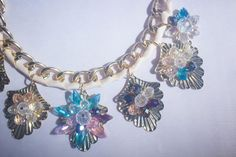 Hallie necklace by Rumer of London