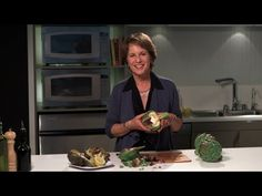 How to prepare an artichoke for cooking | Healthy eating advice from Her...