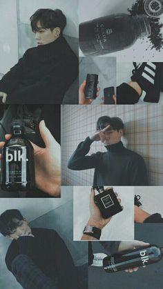 Our social Life Ikon Member, Kim Jinhwan, Sports Wedding, Aesthetic Lockscreens, Ikon Wallpaper, Travel Workout, To Infinity And Beyond, Man In Love, Backgrounds