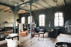 Architecture Tutorial & Guide: Creating Masculine Character on Interior Design