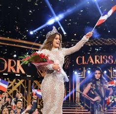 New folder about Clarissa Molina she won nuestra belleza latina 2016 . Shes a talented domnican . Who is not only good looking , she has a really good personality . But people don't only like her for her good looks ! She also known for her curves ! She has a style that needs improvement but she has the looks of a queen 👑
